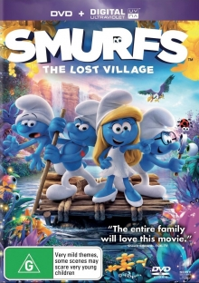 Smurfs: Lost Village