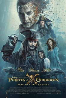 Pirates Of Caribbean 5