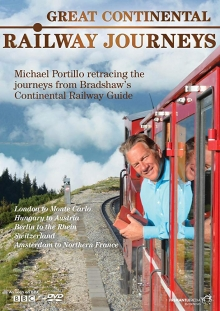 Great Continental Railway Journeys Season 4