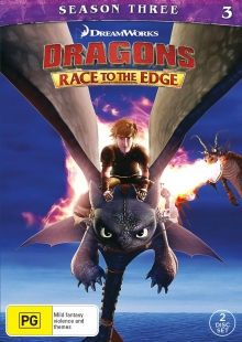 Dragons Race To The Edge: Season 3