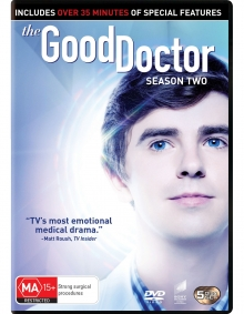 Good Doctor The Season 2 5 DVD