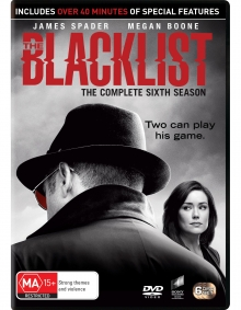 The Blacklist Redemption Complete 6 Series
