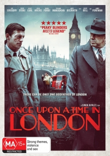 Once A Time in London