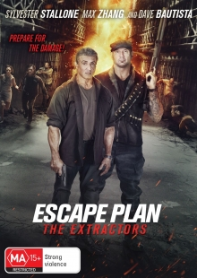 Escape Plan 3 The Extractors