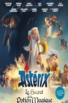Asterix The Secret Of The Magic Potion