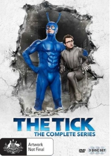 The Tick: Complete Series