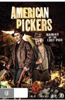 American Pickers Raiders Of The Lost Pick