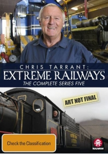 Chris Tarrant's Extreme Railways: Series 5