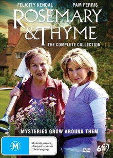 Rosemary and Thyme Complete Collection