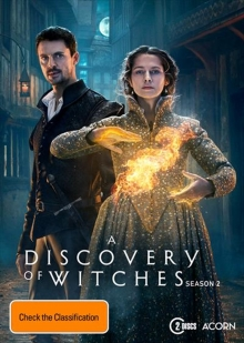 A Discovery Of Witches series 2