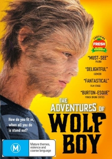 The Adventures Of Wolfboy